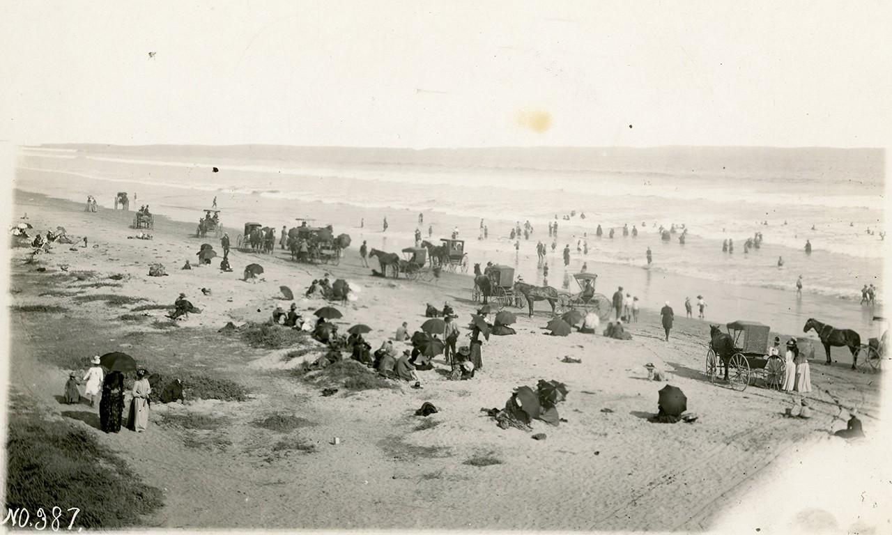 Orange County Beach Day