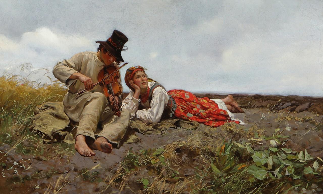 Chasing an Idyll: Helena Modjeska and Jozef Chelmonski