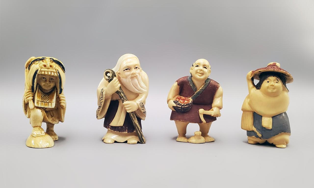 Potent Portables: History of Japan's Netsuke