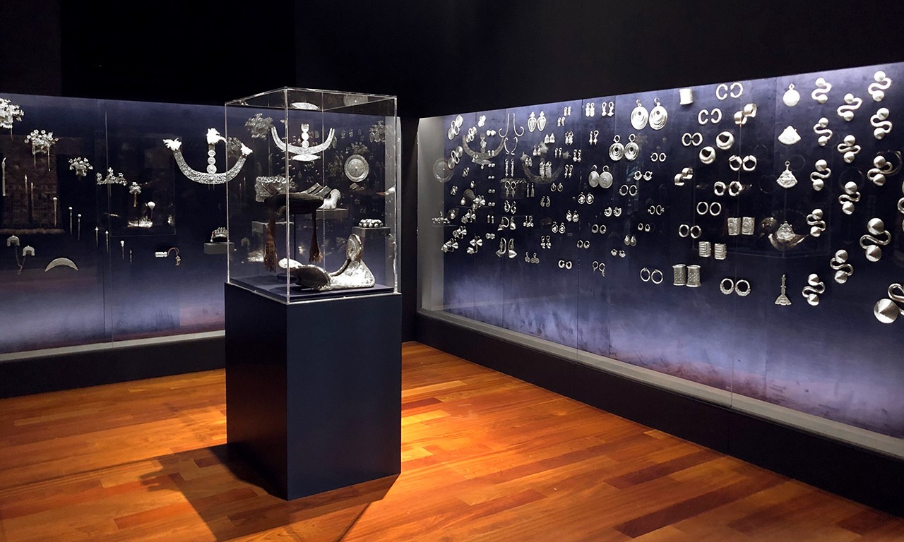 New Installation: Miao Masters of Silver