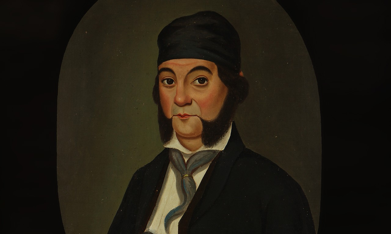 Shared Likeness: Portraits of Don Bernardo Yorba
