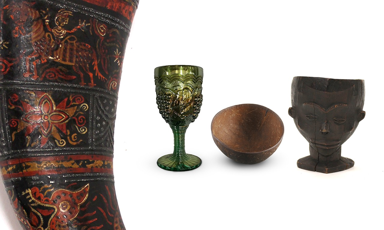 Toast to the Old Year: Drinking Vessels of the Bowers