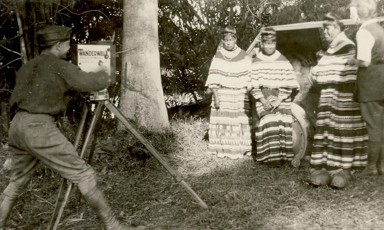 Around the World in a Model T: The Aloha Wanderwell Story