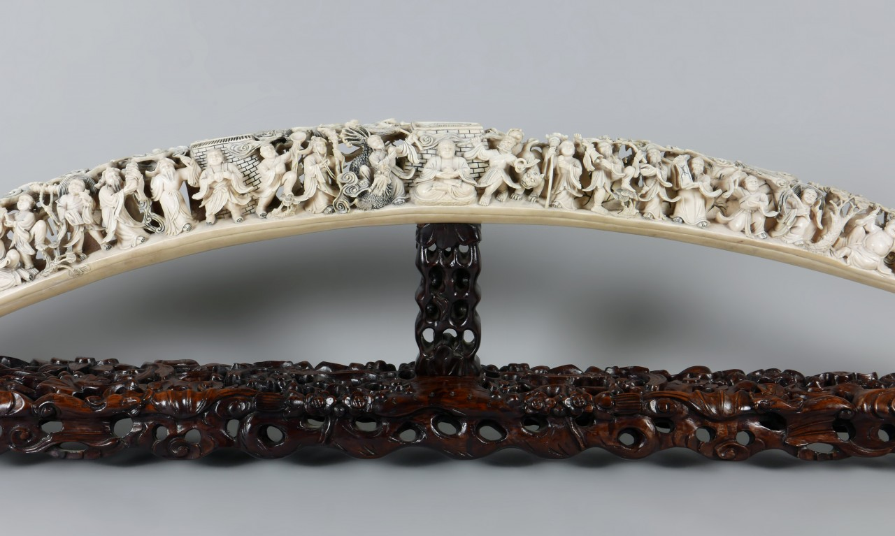 Staying on Tusk: Ivory in Ancient Arts of China