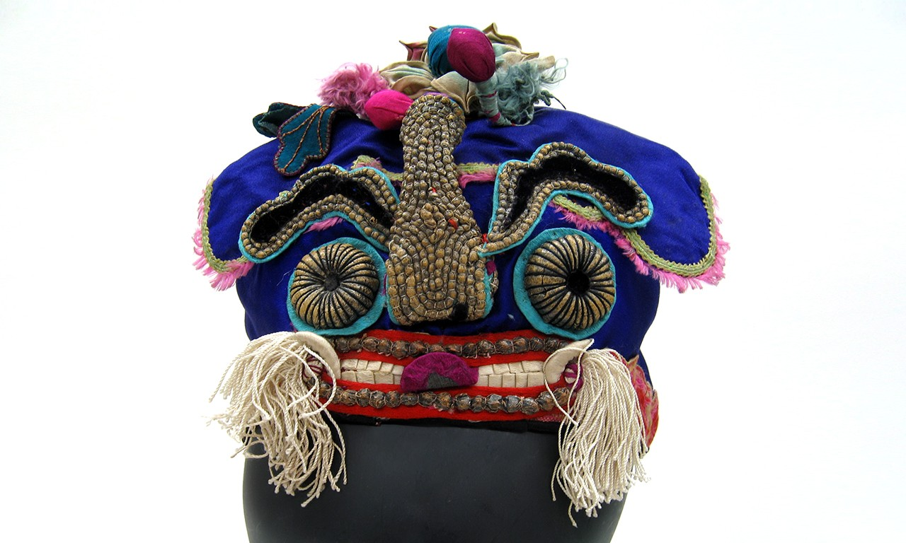 Bats, Cats, and Hats: Qing Dynasty Children's Headwear