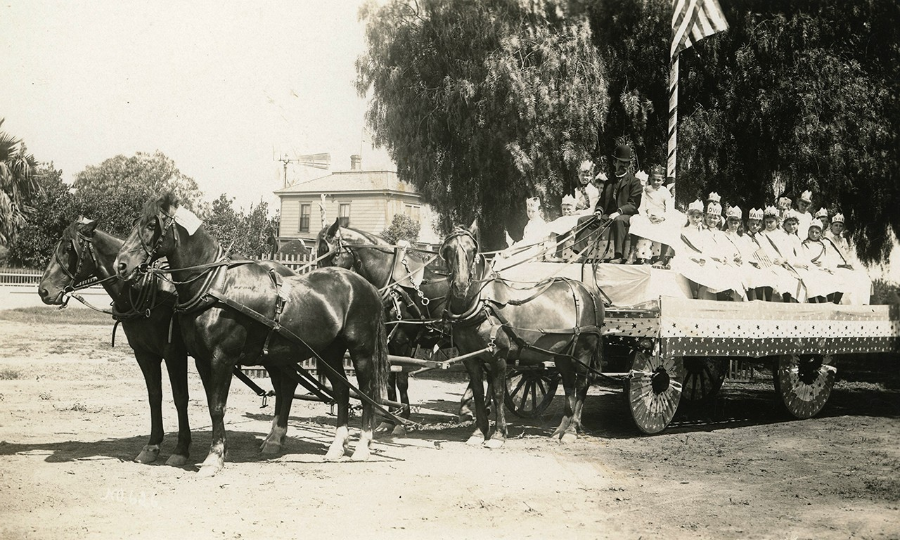 Fourth and Fourth: Santa Ana's 4th Street Independence Day Celebrations