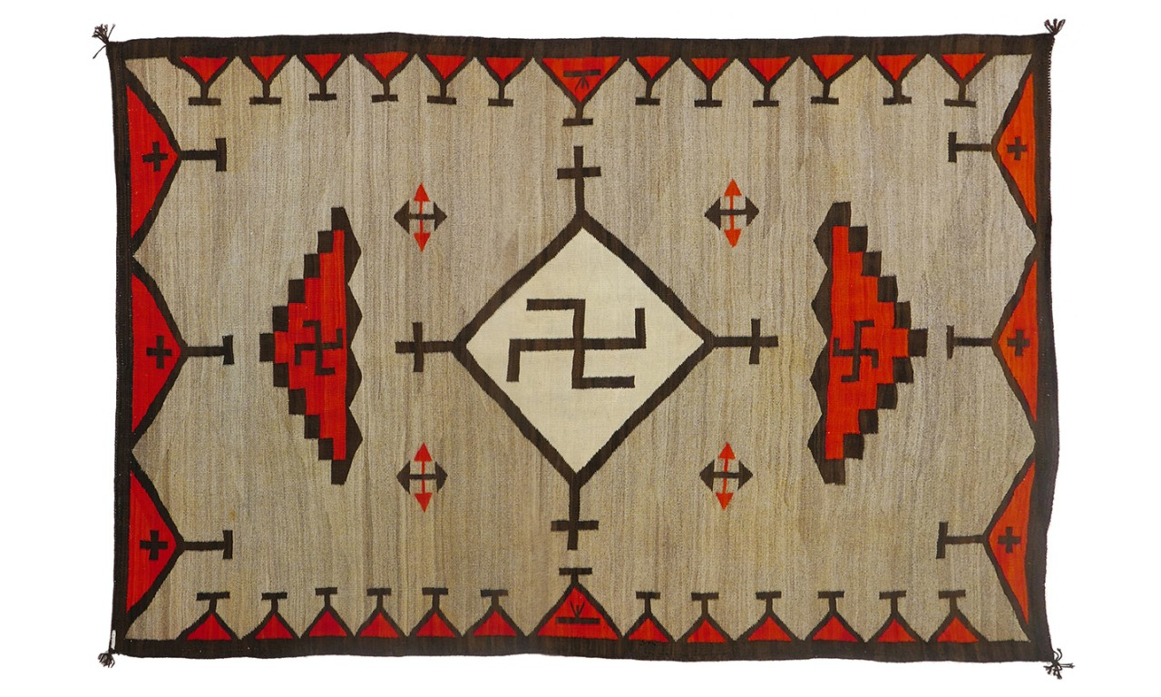 J.L. Hubbell: Silver Tongue, Golden Heart and Wool Rugs