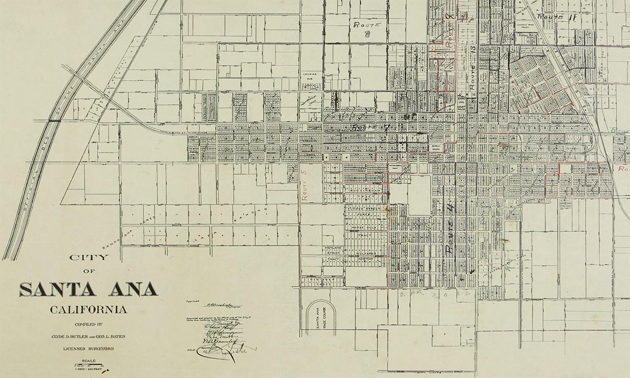 A Beginner's Guide to Santa Ana Street Names