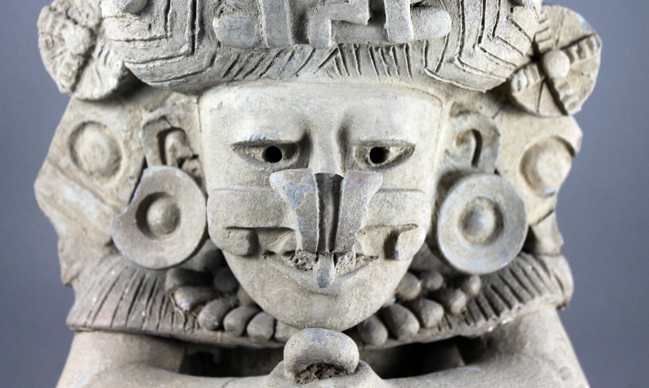 Forms in Dimensions: Tamayo and Zapotec Sculpture