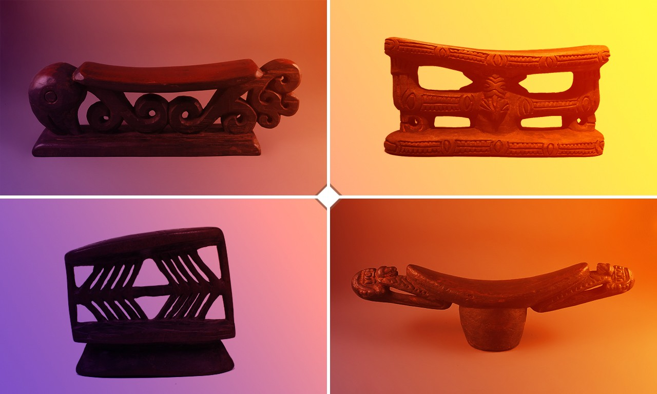 Carved Cushions: Headrests of New Guinea