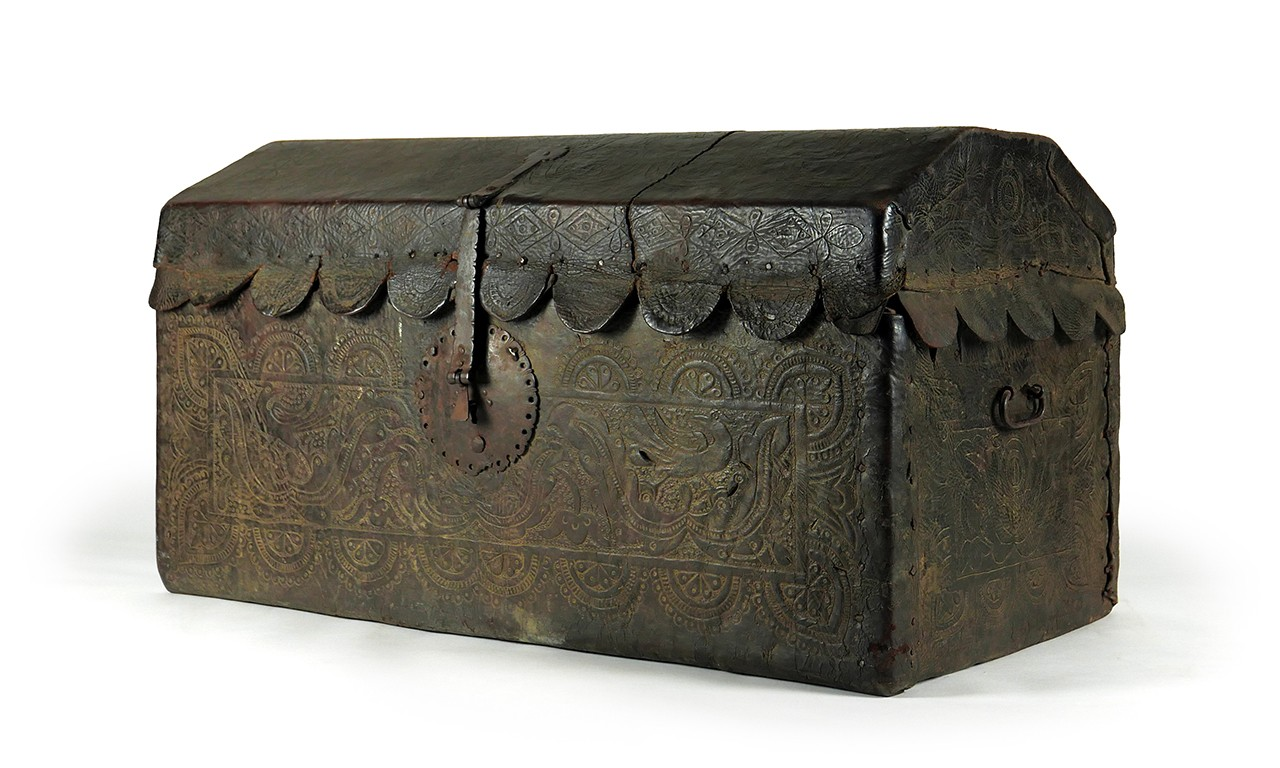 The Tooled Trunk: A Leatherwork Chest from the Viceroyalty of Peru