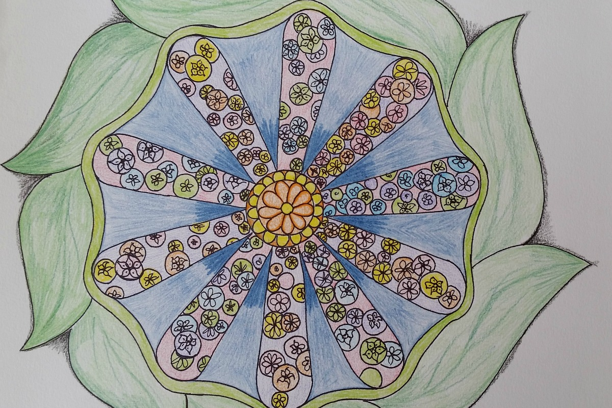 Anne's Treasures | Design Your Own Mandala