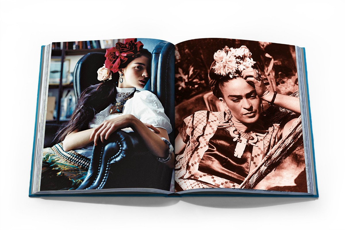 Frida Kahlo: Fashion As the Art of Being by Susana M. Vidal