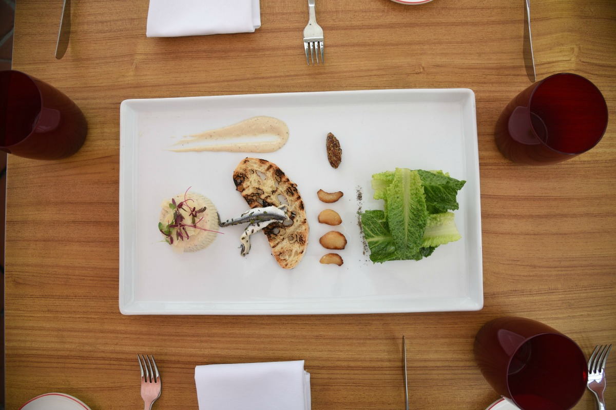 Architecture of Food Dinner Program