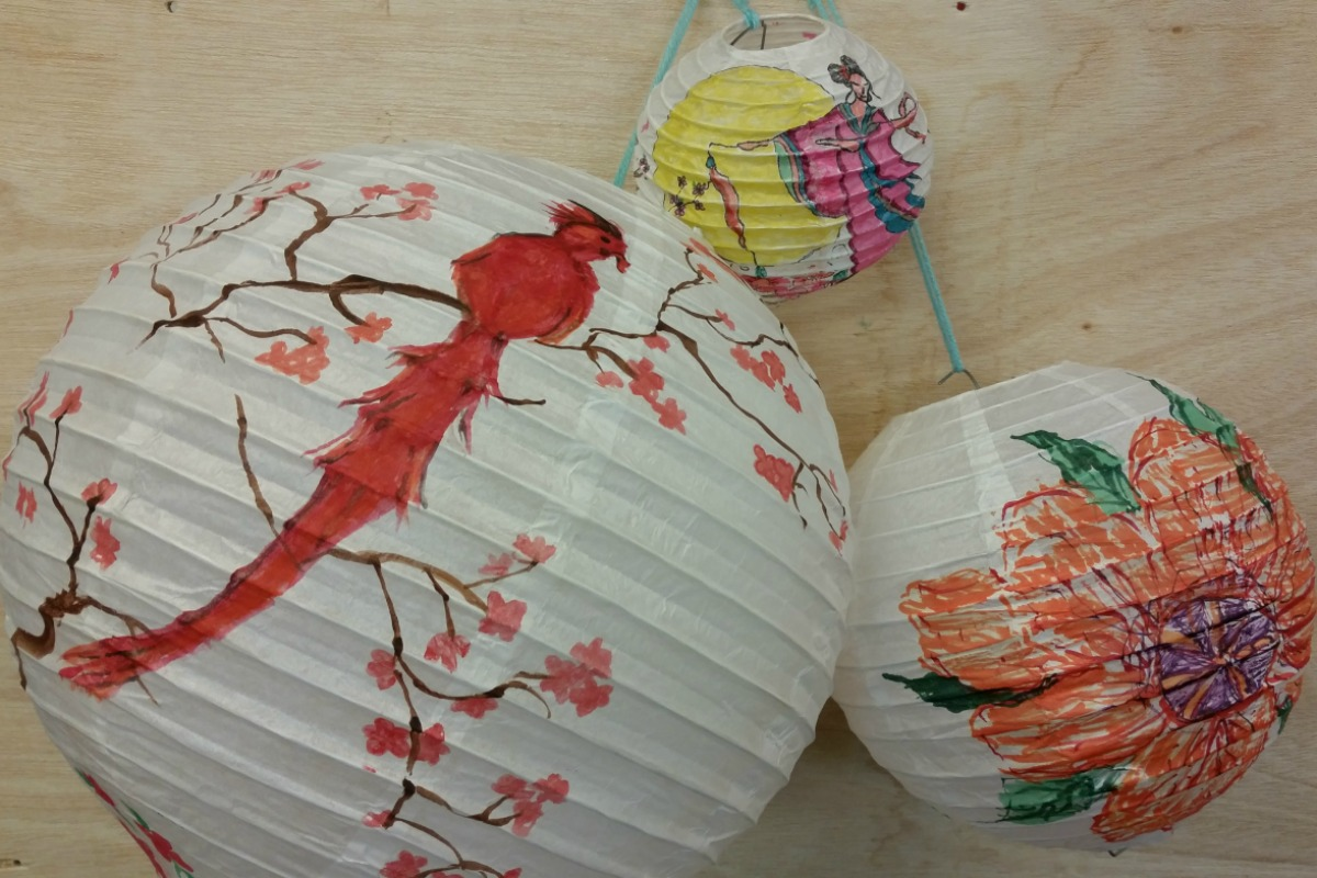 Anne's Treasures | Paper Lanterns