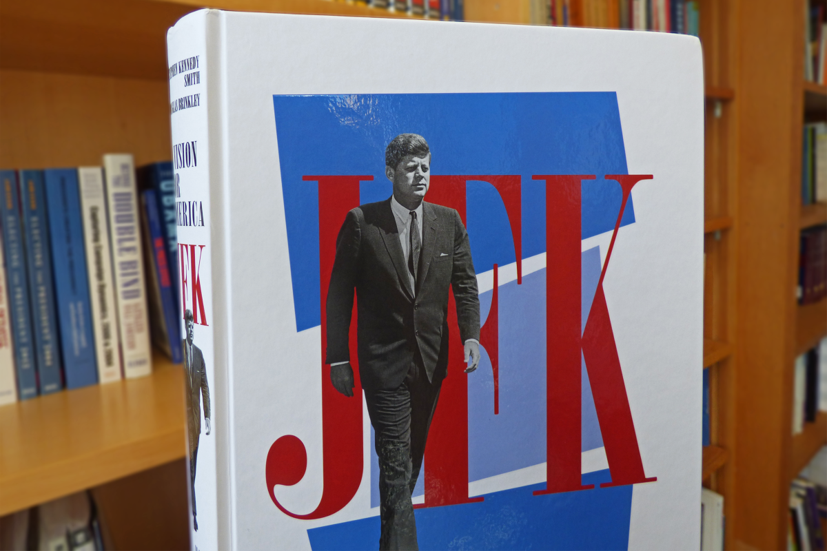 Book at Bowers: JFK: A Vision for America