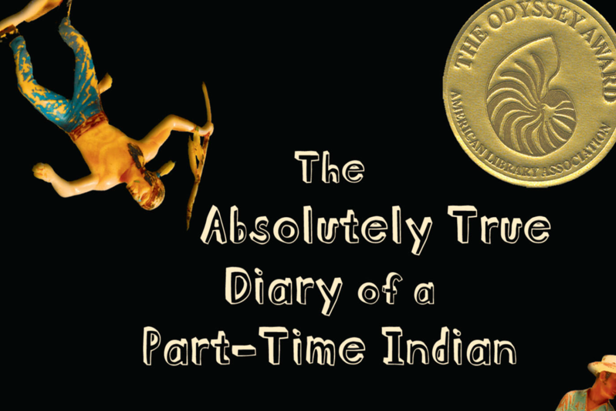The Absolutely True Diary of a Part Time Indian by Sherman Alexie