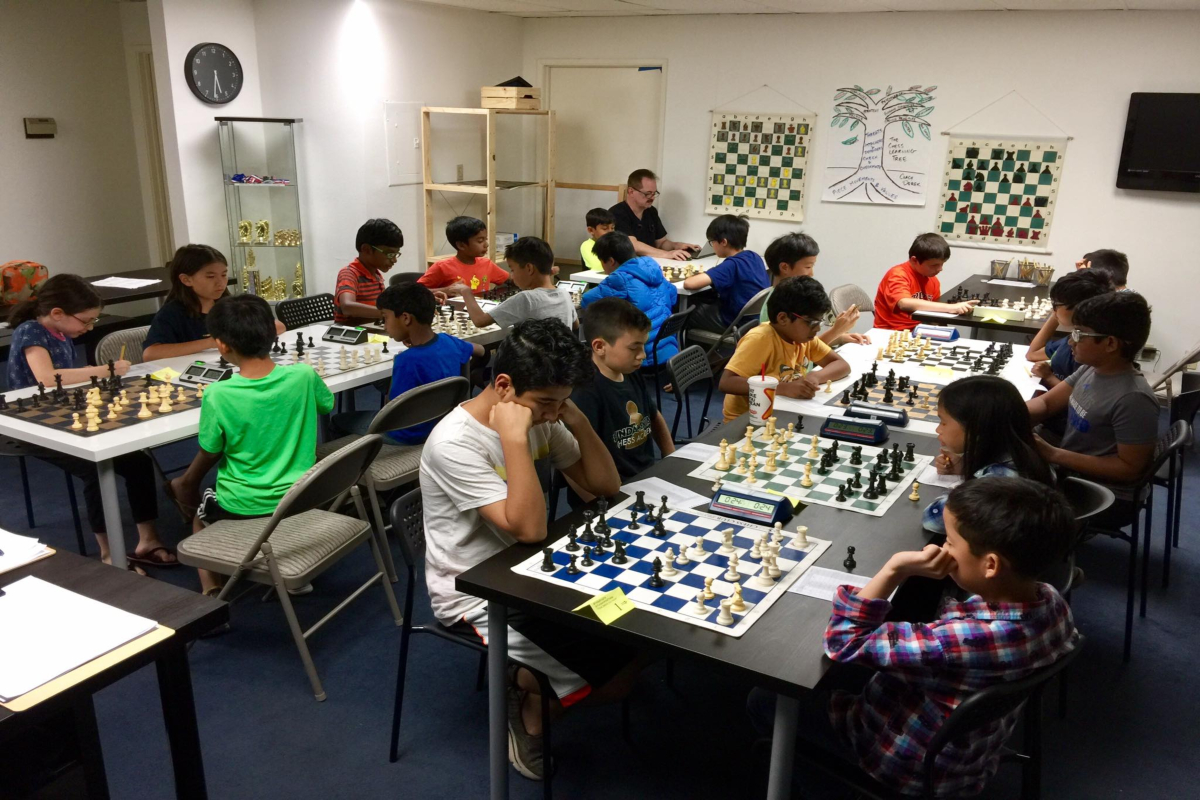 Kings, Queens & Castles Chess Tournament!