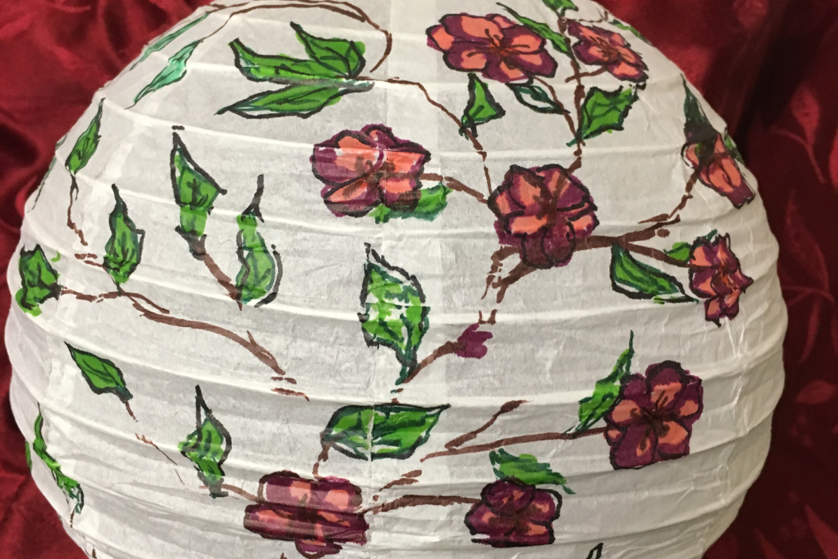 Anne's Treasures: Chinese Paper Lanterns