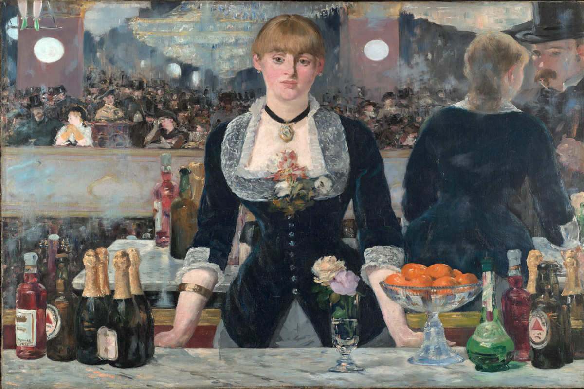 Art in Context: MANET'S PARIS and the Development of Impressionism, Part 5