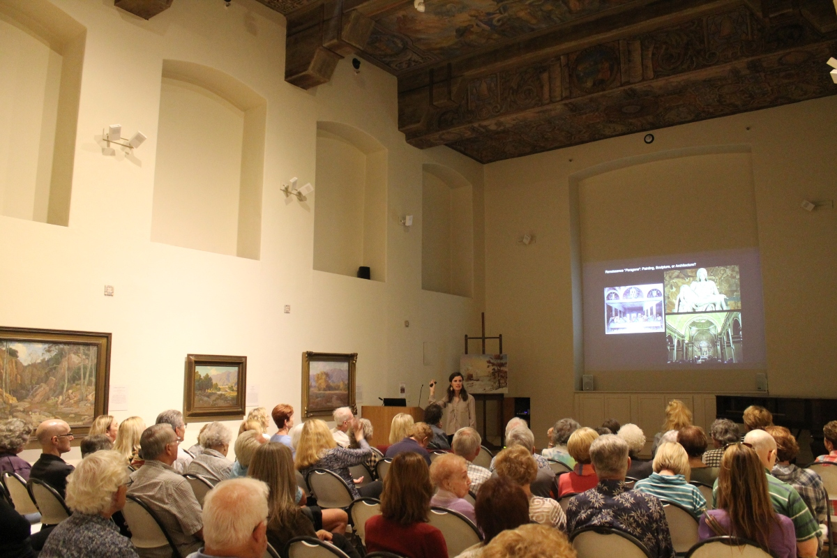 Art in Context 6-Part Lecture Series | Florence: A Renaissance City
