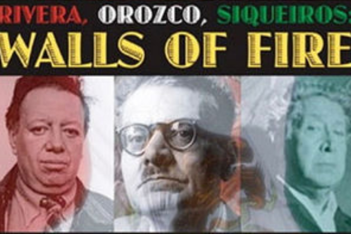 Walls of Fire: The Story of Los Tres Grandes (1971)