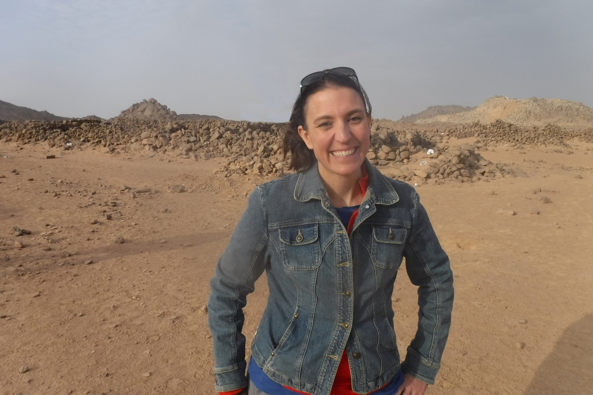 ONLINE | ARCE: Tomb Robbery in Ancient Egypt with Dr. Kate Liszka
