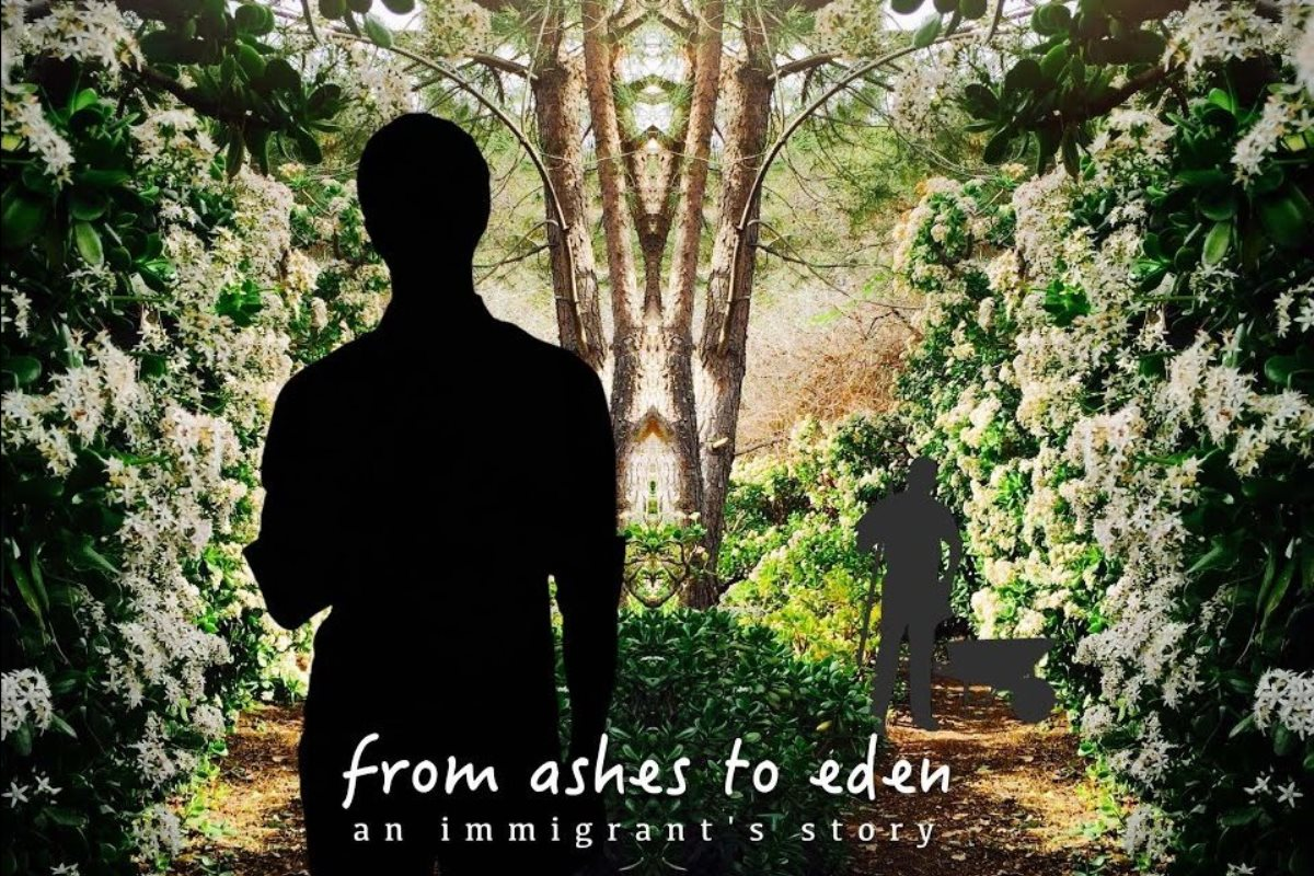 From Ashes to Eden (2018) plus Q&A with Director Jahangir Golestan-Parast