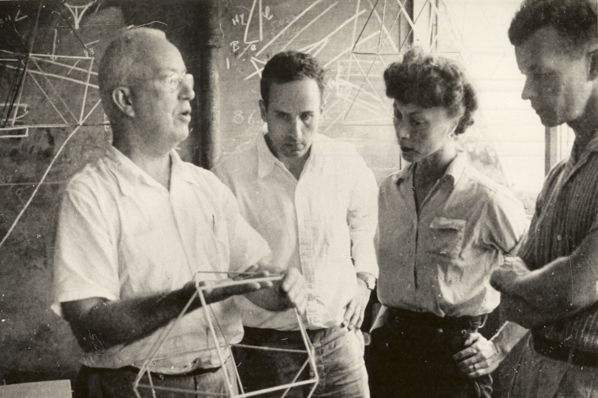 Art in Context: The World of Black Mountain College (Part 1)