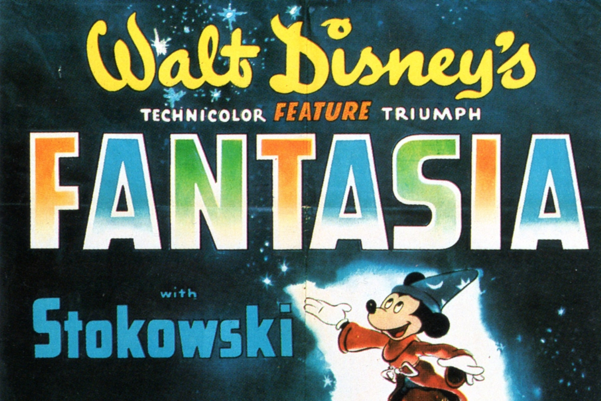 Outdoor Screening: Fantasia (1940)