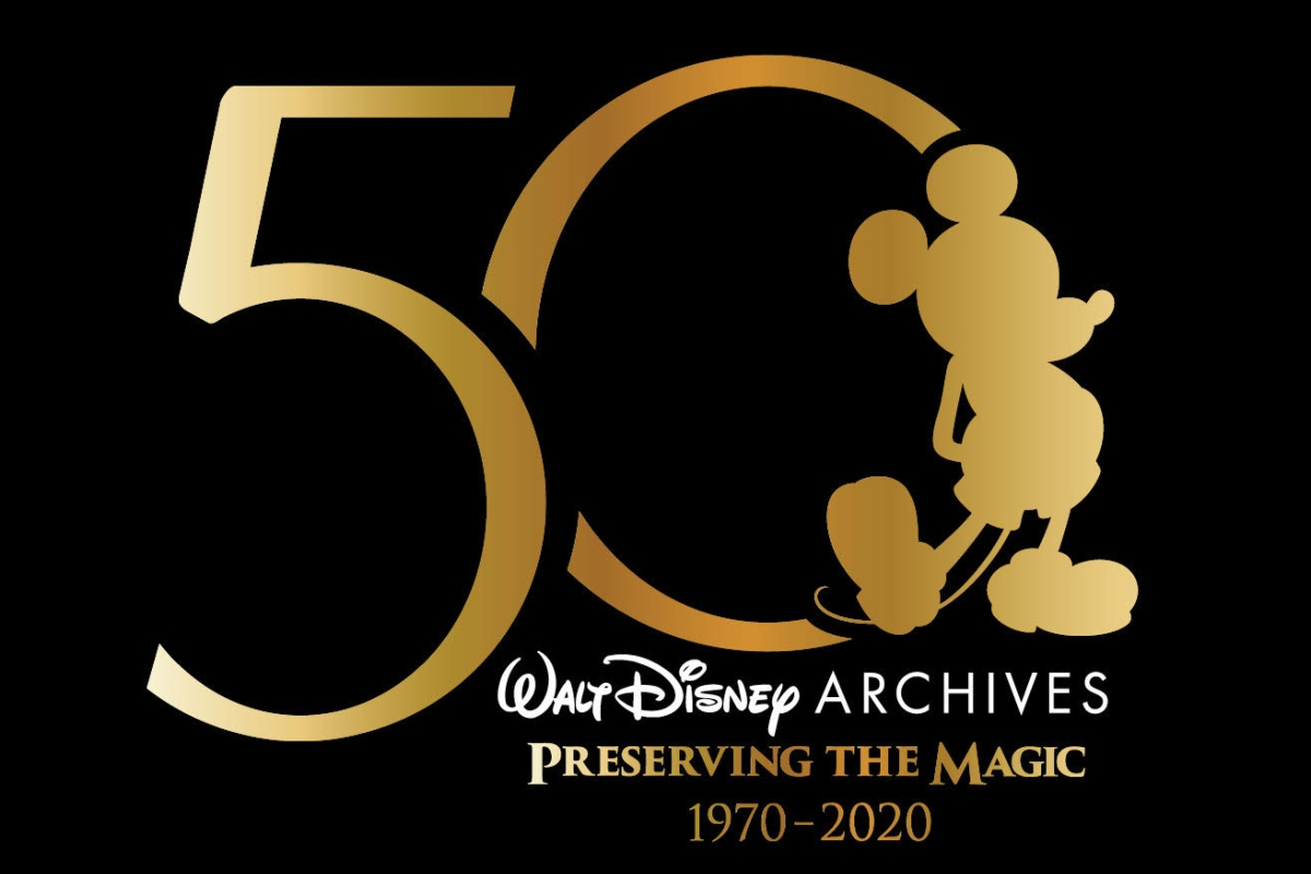 Partially Postponed- Walt Disney Archives 7-Lecture Series Package