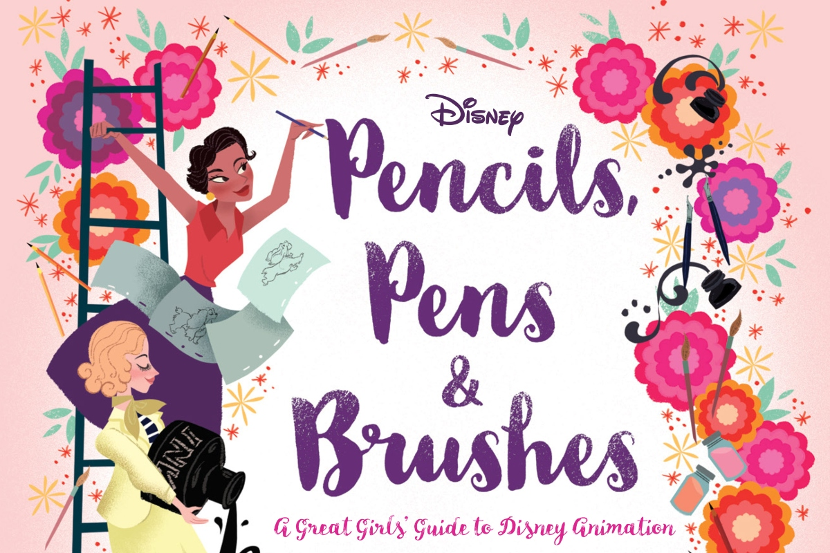 ONLINE: Pencils, Pens & Brushes - The Colorful Women of Early Disney Animation with Mindy Johnson