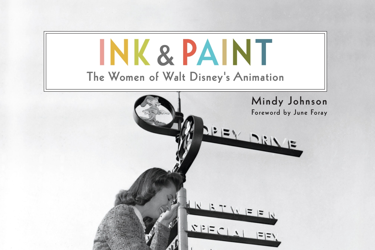ONLINE: An Invisible History - Trailblazing Women of Walt Disney's Animation with Mindy Johnson