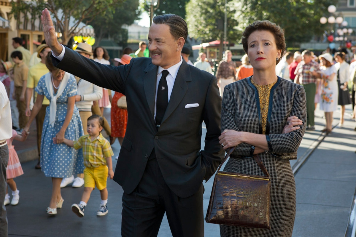 Postponed - Saving Mr. Banks (2013)