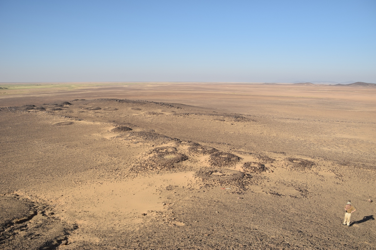 ARCE ONLINE: The Land of Gold and Nomads: The History and Archaeology of the Atbai Desert of Sudan