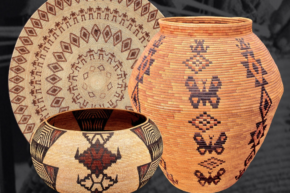 ONLINE: California Indian Basketry: Artistry and Symbolism