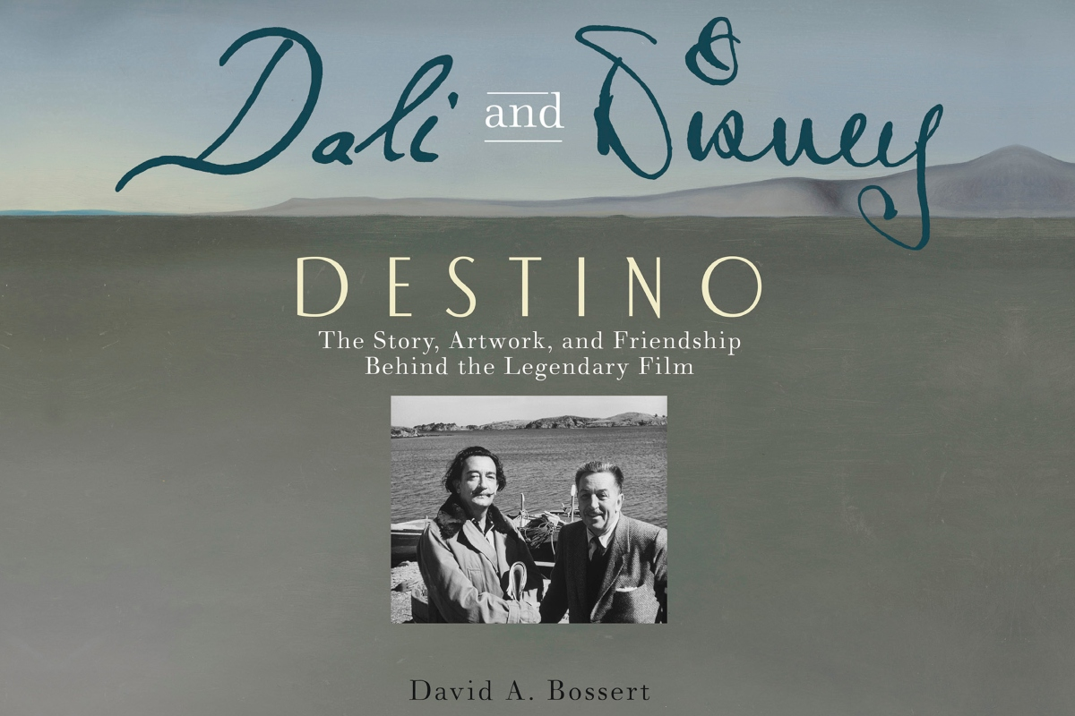 ONLINE ENCORE + LIVE Q&A: Dali and Disney: Destino with David A. Bossert